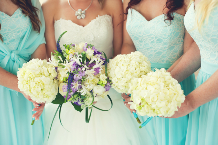 The White Hart Wedding Venue - Bridesmaids advice