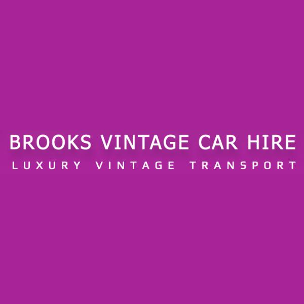 Brooks Vintage Car Hire
